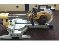 POWER PLUS X072 SLIDING MITRE SAW