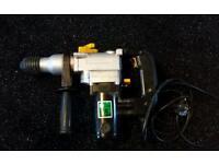 Direct power rotary hammer drill 240v