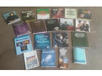 Song books /robbie Williams/ elton John / & more