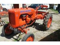 1948 allis charmers b tractor