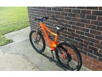 ORANGE FIVE NEON ORANGE 2010 18 INCH FRAME 1100 OVNO