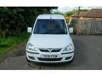 Vauxhall Combo 1700 SE ECOFLEX, 1 Owner, 59,000 Miles,Full history,MOT 10/12/16.Worth a view.