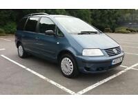 Vw sharan 2.0 auto 7 seater 83k low miles