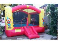 Large bouncy castle (for sale)