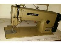JAPANESE BROTHER INDUSTRIAL SEWING MACHINE DB2-B735 MARK 3