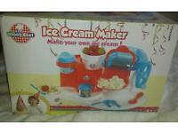 Kids ice cream maker