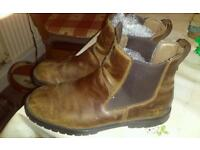 Timberland earth keeprs boots size 10