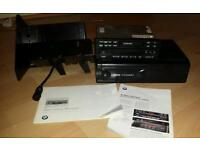 BMW business rds stereo and disc changer