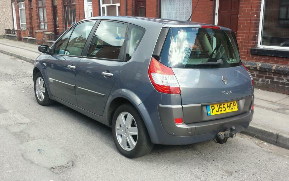 2006 renault scenic 1 5 dci in bolton manchester gumtree. Black Bedroom Furniture Sets. Home Design Ideas