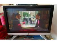 Hd Samsung 42 inc plasma tv with free view
