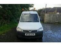 NO VAT. Vauxhall Combo 2000 CDTI .1 Owner from new 93,000 Miles,Full service history. MOT 21/8/17.