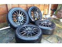 Alloy Wheel Clearance! 4x100 4x108 5x110 5x112 5x100!! Reduced to clear!