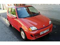 Fiat Seicento sporting 1.1 great condition BARGAIN!