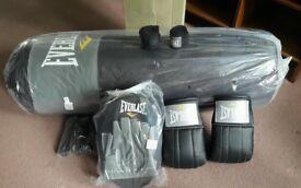 Everlast Punch Bag Set- similar to photo
