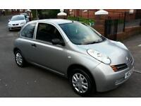 2005 Nissan micra 1.2 s moted