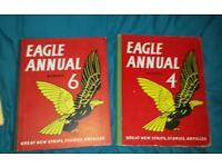 Eagle annual numbers 4 and 6