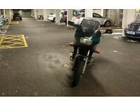 Xj 900 diversion, very good runner