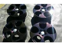 18 inch 5x112 genuine volkswagen Monza alloys wheels