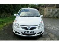 NO VAT.Ready for work. Vauxhall Corsa CDTI, One Owner, 71,000 Miles, MOT 20/7/17, Worth Viewing.