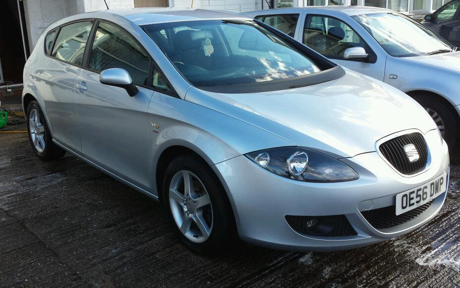 seat leon 2 0 tdi reference sport in hall green west midlands gumtree. Black Bedroom Furniture Sets. Home Design Ideas