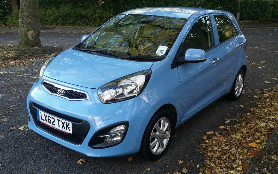 Quick Cheap Car Insurance >> KIA PICANTO 2 1.25 ECODYNAMIC 5 DOOR 15K 0 OWNERS BREEZE BLUE | in Bradford, West Yorkshire ...