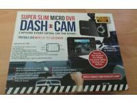 Brand new dash cam