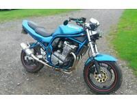 1997 Suzuki bandit long mot really nice bike