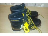 Catapillar size 8 sequioa boots