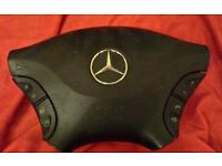 Mercedes vito steering airbags 2010
