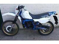 Yamaha DT 125 lc 1986 2 stroke