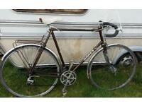 Dawes galaxy touring bicycle
