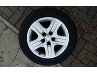 Vauxhall Insignia Steel wheel inc tyre and Trim ring for more info