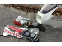Yamaha xj parts.