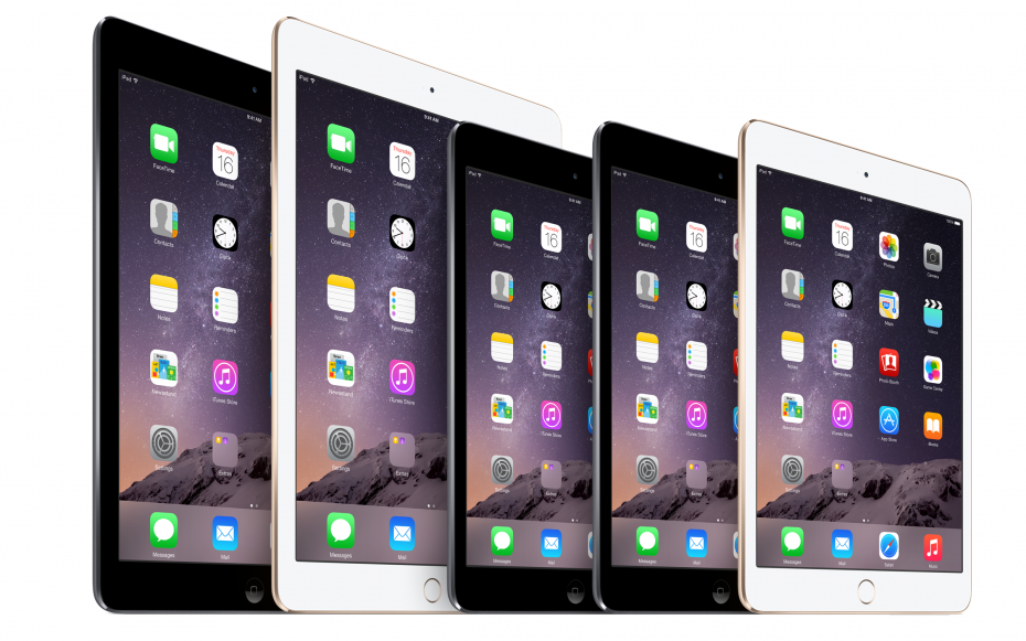 Ipad 2 - Apple iPad Pro, iPad 5,Air 2, iPad 4, iPad 3,- 3G/4G + Wifi - 16GB / 32GB / 64GB
