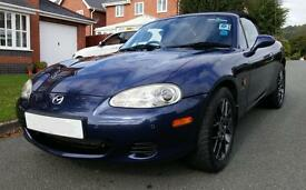 Maxda MX5 1.8 VVT, immaculate condition