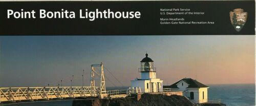 POINT BONITA LIGHTHOUSE - MARIN HEADLANDS NATIONAL PARK SERVICE UNIGRID BROCHURE