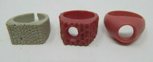 Jewelry Jewelers Ring Rubber Castings