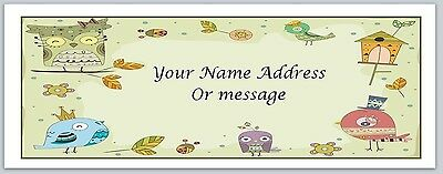 30 Personalized Return Address Labels Primitive Country Buy 3 Get 1 Free C 44