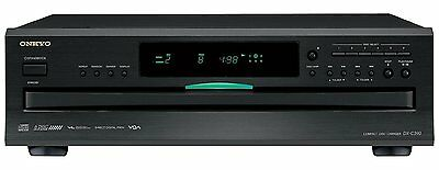 Onkyo DX-C390 CD Changer 6 Disc CD Player DXC390 CD & MP3 Player-New