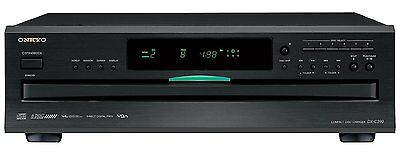 Onkyo DX-C390 CD Changer 6 Disc CD Player DXC390 CD & MP3 Pl