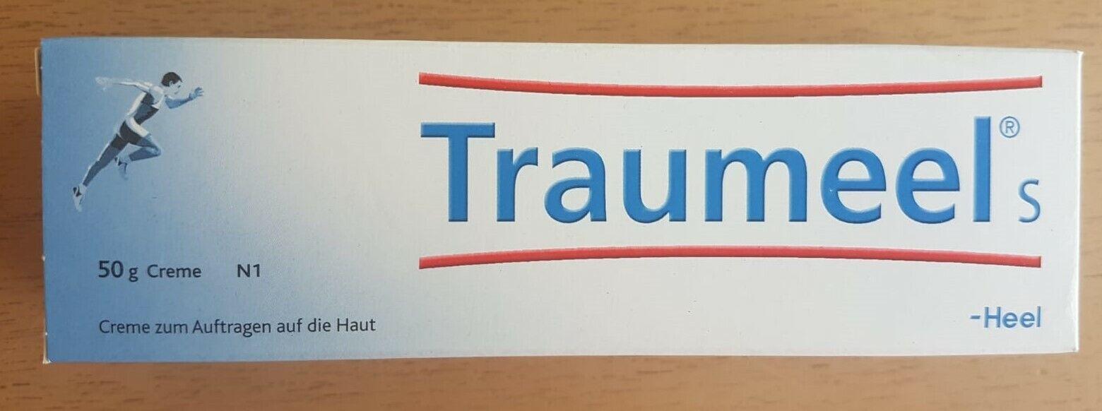 Traumeel S Anti-Inflammatory Homeopathic Cream Pain Relief 5