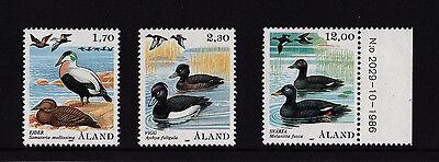 Aland - 1987 Birds - U/M - SG25-7