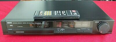 Yamaha DSP-100 Natural Sound Digital Sound Field Processor Tested Remote Multi-V for sale  Shipping to India