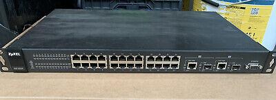 Zyxel ES2024 PoE Switch 24 Port 10/100