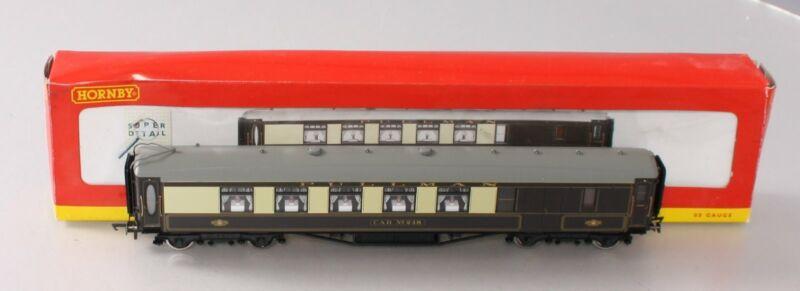 Hornby R4166 OO Gauge Pullman 2nd Class Brake Car #248 LN/Box