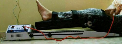 Knee Exercise CPM Machine Physiotherapy Continuous Passive Motion Machine edrf