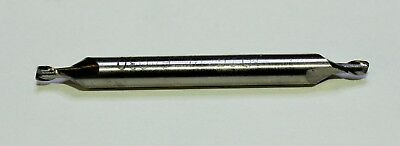 Niagara Cutter Two Flute Double End End Mill 332 Dia 316 Shank Lot Of 4