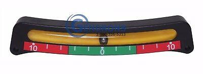 Degree Slope Meter Indicator For Dozer Grader Forkliftboom Liftskid Steer
