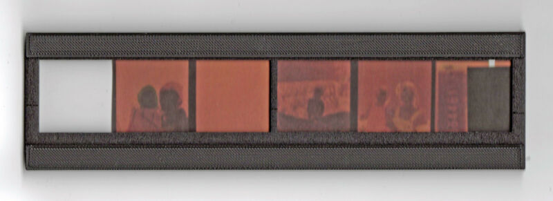126 film holder/adapter made for select Canon, Epson, HP Film Scanners