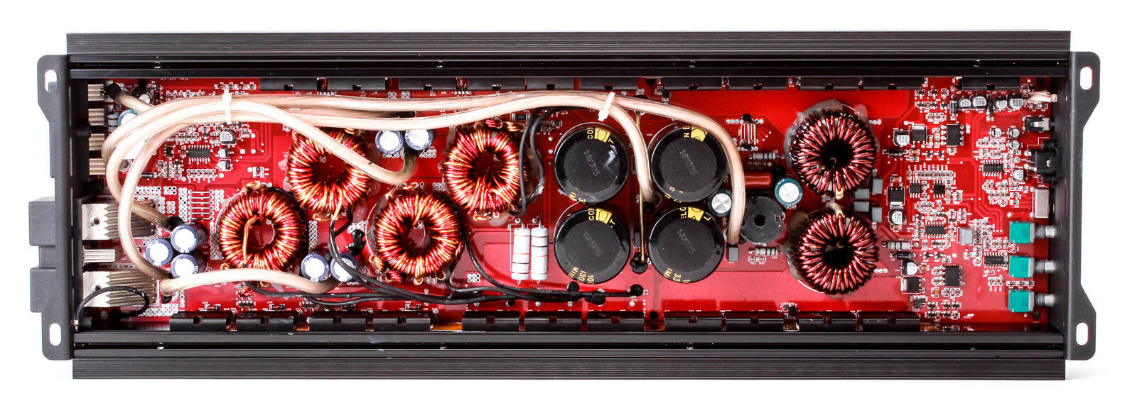 New Skar Audio Rp 20001d 2800 Watt Max Power Clas In Electronics Wiring Class D Monoblock Sub Amplifier